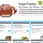 SuperTracker website